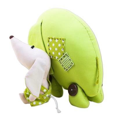 Игрушка Miadolla Слон и Моська (фото, вид 1)