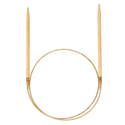 Спицы Addi Круговые бамбуковые 6.5 мм / 80 см