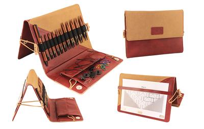 Набор Knit Pro Набор съемных спиц Deluxe Special IC (3,5 мм, 4 мм, 4,5 мм, 5 мм, 5,5 мм, 6 мм, 7 мм, 8 мм, 9 мм, 10 мм, 12 мм) 11 видов спиц