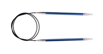 "Спицы Knit Pro круговые ""Zing"" 4,5мм/60см, алюминий"