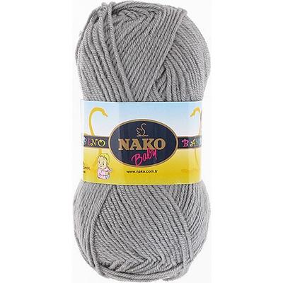 Пряжа Nako Bambino 9028