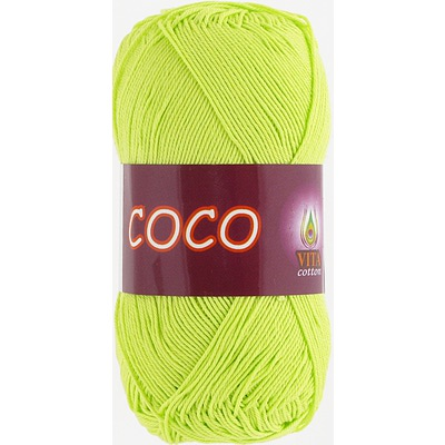 Пряжа Vita Cotton Coco 4309