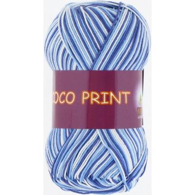 Пряжа Vita Cotton Coco Print 4659