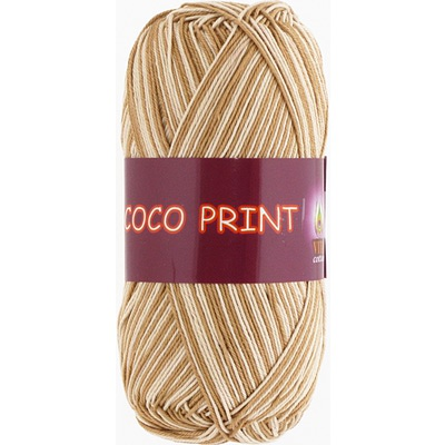 Пряжа Vita Cotton Coco Print 4679