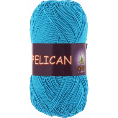 Пряжа Vita Cotton Pelican 3981