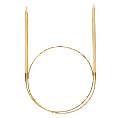 Спицы Addi Бамбук, круговые, №4, 40 см