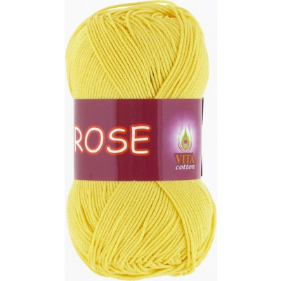 Пряжа Vita Cotton Rose 3916