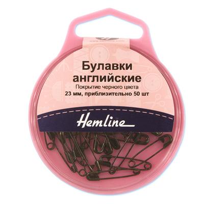 Аксессуары Hemline Булавки английский безопасные, 23 мм