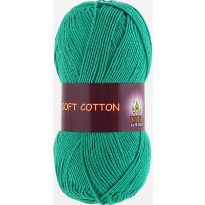 Пряжа Vita Cotton Soft Cotton 1819