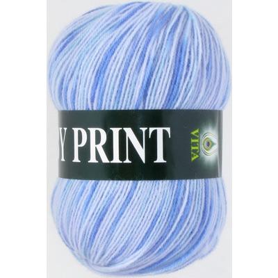 Пряжа Vita Baby Print 4855