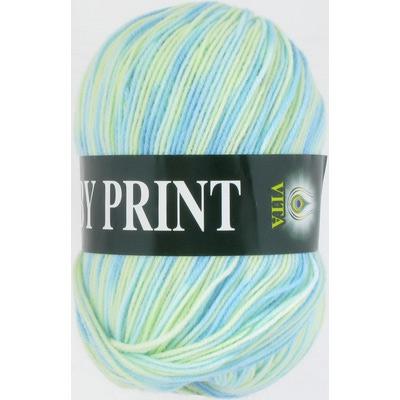 Пряжа Vita Baby Print 4856