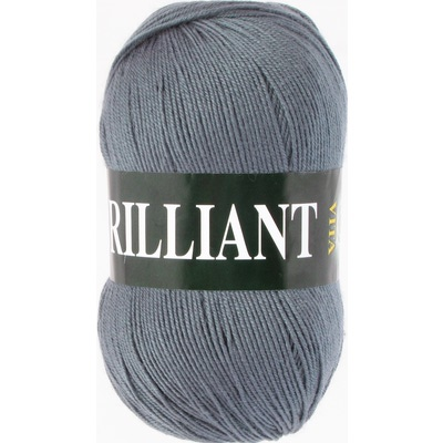 Пряжа Vita Brilliant 4980