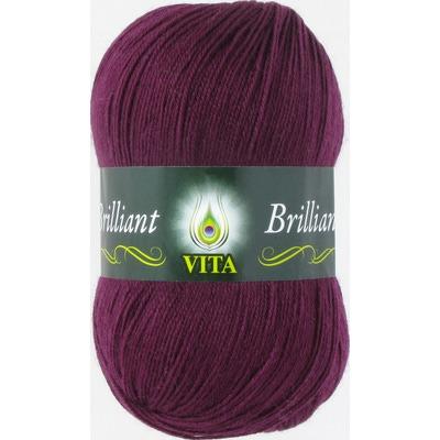 Пряжа Vita Brilliant 4996