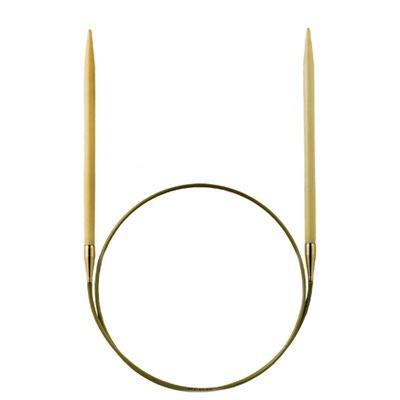 Спицы Addi Круговые бамбуковые 3.5 мм / 100 см