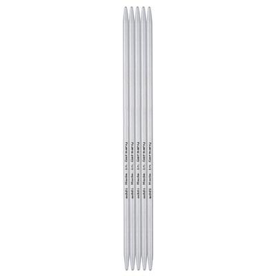 Спицы Addi Чулочные алюминиевые 2 мм / 10 см