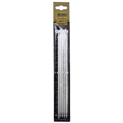 Спицы Addi Чулочные алюминиевые 4.5 мм / 20 см