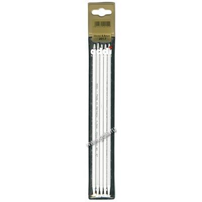 Спицы Addi Чулочные алюминиевые 5.5 мм / 23 см