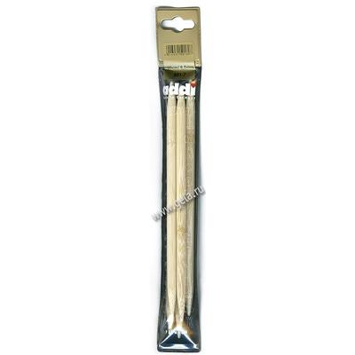 Спицы Addi Чулочные бамбуковые 8 мм / 20 см