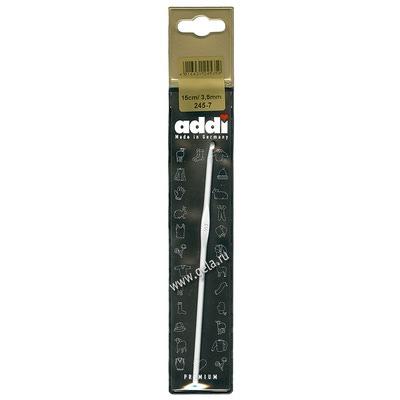 Крючок Addi Вязальный алюминиевый 3.5 мм / 15 см