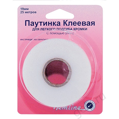 Аксессуары Hemline Паутинка клеевая