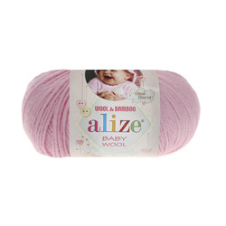 Пряжа Alize Baby Wool 185