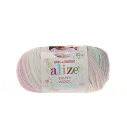 Пряжа Alize Baby Wool Batik 6541