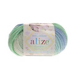 Пряжа Alize Baby Wool Batik 4389