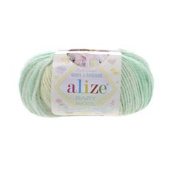 Пряжа Alize Baby Wool Batik 2131