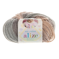 Пряжа Alize Baby Wool Batik 4726