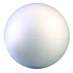 "Efco Форма из пенопласта для хобби ""Шар"", диаметр 100 мм"