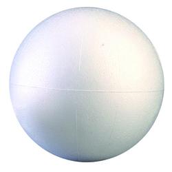"Efco Форма из пенопласта для хобби ""Шар"", диаметр 120 мм"