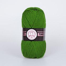 Пряжа Madame Tricote Paris Tango 087 цв. Зеленый