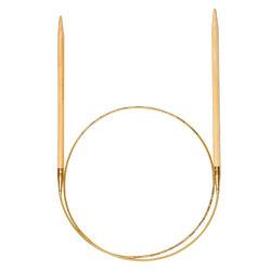 Спицы Addi Круговые бамбуковые 12 мм / 80 см