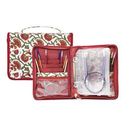 Аксессуары Knit Pro Органайзер 'Aspire' 16х21,5 см (в закрытом виде) 33х21,5 см (в открытом виде) ткань