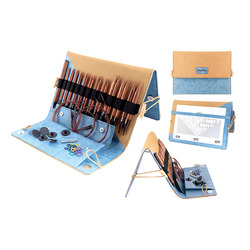 Набор Knit Pro Набор съемных спиц Deluxe Normal IC (3,5 мм, 4 мм, 4,5 мм, 5 мм, 5,5 мм, 6 мм, 7 мм, 8 мм, 9 мм, 10 мм, 12 мм) 11 видов спиц