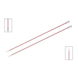 """Спицы Knit Pro прямые """"Zing"""" 2 мм/25 см, алюминий"""