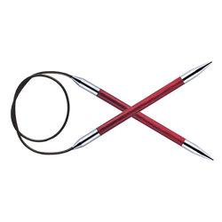 """Спицы Knit Pro круговые """"Royale"""" 6мм 100см, ламинированная береза"""
