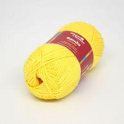 Пряжа Троицкая Ванда (100% хлопок) 5х100г/150м цв.0123 холодный желтый