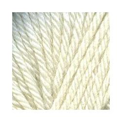 Пряжа Троицкая Весна (50% мериносовая шерсть, 25% альпака, 25% натуральный шелк) 5х50г/90м цв.0230 отбелка