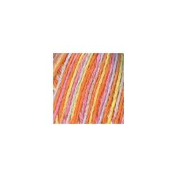 Пряжа Троицкая Жасмин (100% хлопок) 5х100г/280м цв.7117 принт