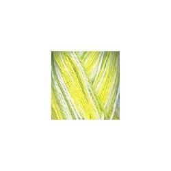 Пряжа Троицкая Жасмин (100% хлопок) 5х100г/280м цв.7231 принт