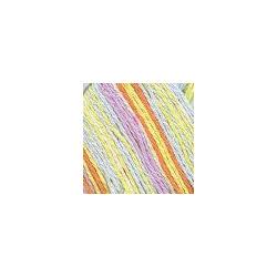 Пряжа Троицкая Жасмин (100% хлопок) 5х100г/280м цв.7233 принт