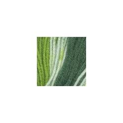 Пряжа Троицкая Кроха (20% шерсть, 80% акрил) 10х50г/135м цв.принт 7136