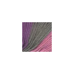 Пряжа Троицкая Кроха (20% шерсть, 80% акрил) 10х50г/135м цв.принт 7235