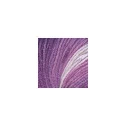 Пряжа Троицкая Кроха (20% шерсть, 80% акрил) 10х50г/135м цв.принт 7291