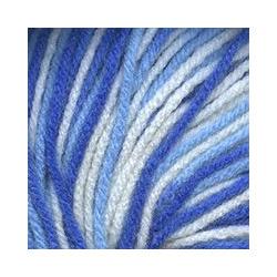 Пряжа Троицкая Кроха (20% шерсть, 80% акрил) 10х50г/135м цв.секционный 4277
