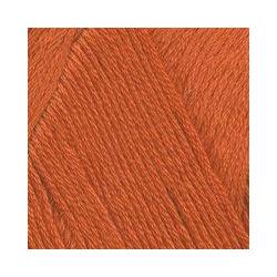 Пряжа Троицкая Ландыш (100% мерсеризованный хлопок) 10х50г/115м цв.1446 алый