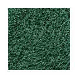 Пряжа Троицкая Ландыш (100% мерсеризованный хлопок) 10х50г/115м цв.2286 зеленый луг