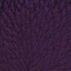 Пряжа Троицкая Лея (34% шерсть, 48% акрил, 18% ангора) 5х50г/105м цв.0266 фиолетовый