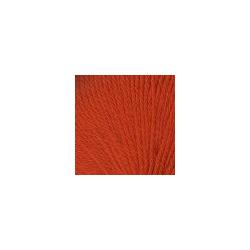 Пряжа Троицкая Люкс (100% шерсть) 10х50г/200м цв.0493 ярк.оранжевый